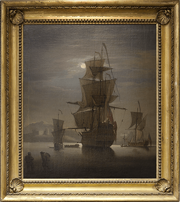 Shipping by Moonlight