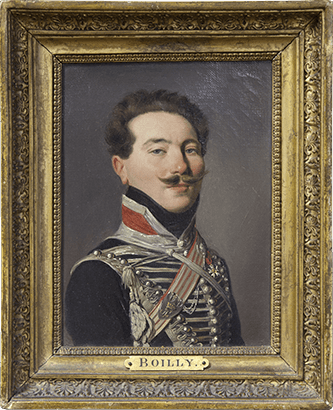 Portrait of an officer