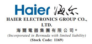 Haier Electronics Group Company Limited